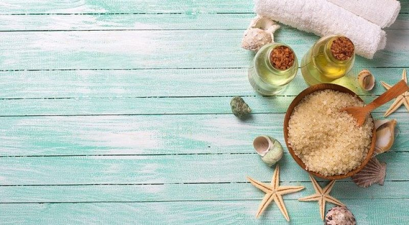 home remedy for dry skin